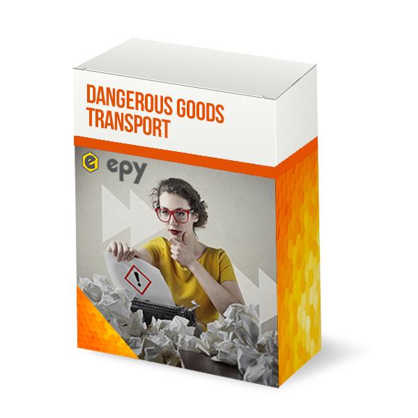 Dangerous good transports