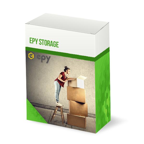 Epy storage