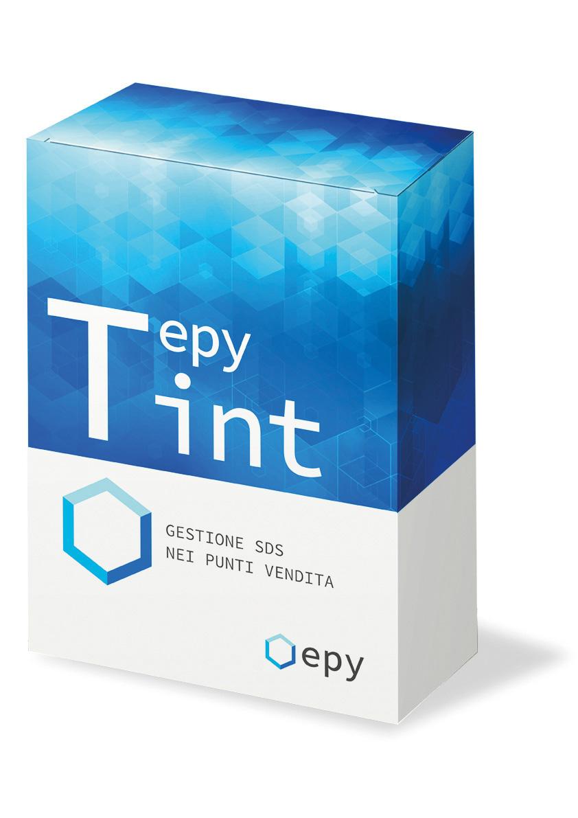 Tint.epy sistema tintometrico